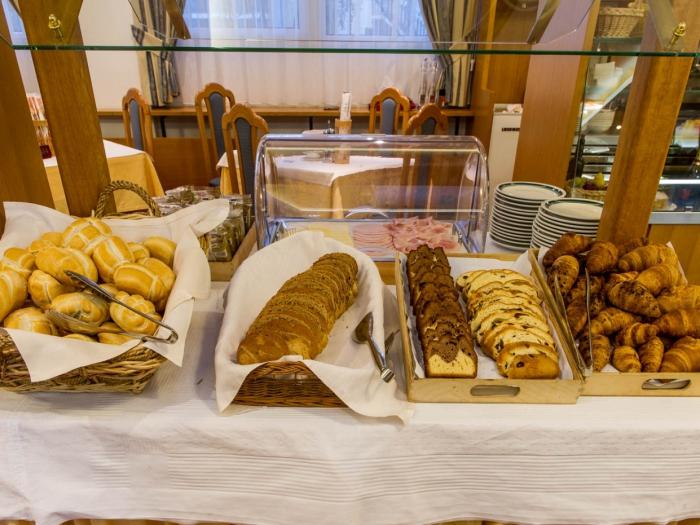 Il pane ed i dolci
