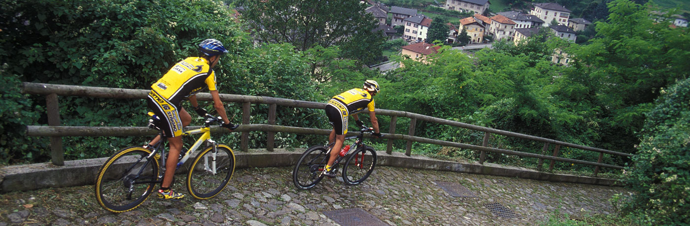 Bike Trails To Do In The Summer In Levico Terme